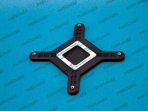 Heat-Sink-Fan-Mounting-Plastic-cpu-braket-Socket-775-Motherboards-NEW