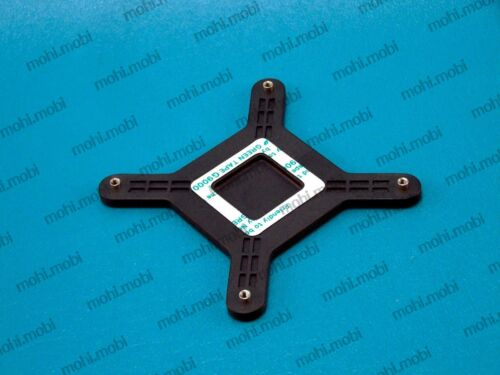 Heat Sink Fan Mounting Plastic cpu  braket Socket 775 Motherboards NEW