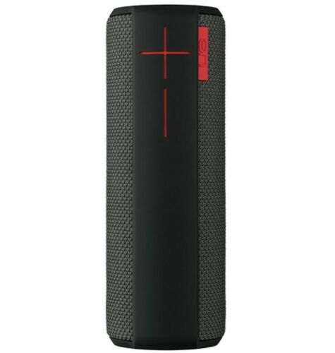 Logitech UE Boom Water Resistant Bluetooth Wireless Speaker BLACK
