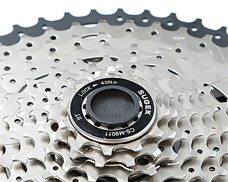 Rust prevention Road Bike Cycling Freewheel Cassette -With 11Speed & 11-50T 659g