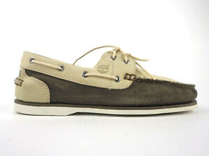 Womens Timberland Classic 2 Eye Suede