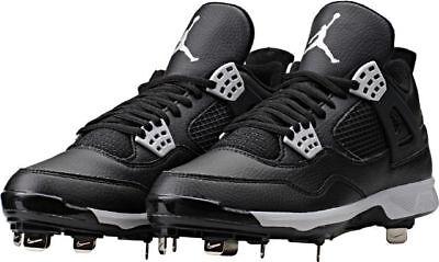 807710-010 Nike Air Jordan 4 IV Metal