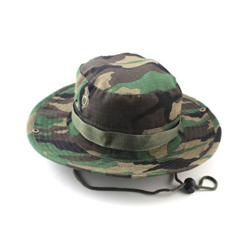 Backyard Safari Mountain Climbing Hat Unisex  Jungle Military Camouflage