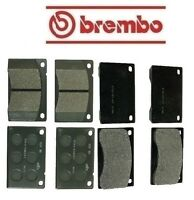Volvo 240 242 Front And Rear Complete Disc Brake Pads Kit Best Quality on sale