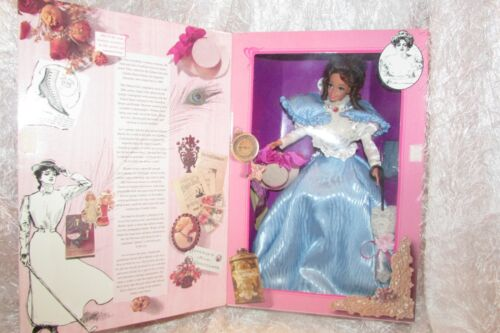 GIBSON GIRL BARBIE the Great Eras Collection Vol I NIB doll stand included 1993