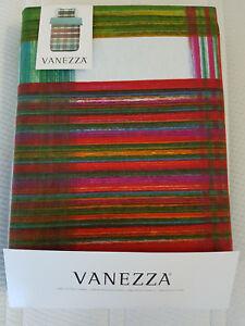Flanell-Bettwaesche-von-Essenza-Vanezza-Marradu-Multi-135-200-NEU
