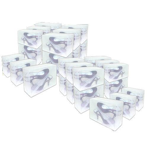 30 DynaSun PP368TG Schuhbox Schuhkasten Box Schuhschachtel x Schuhe Damen Herren | Preiszugeständnisse