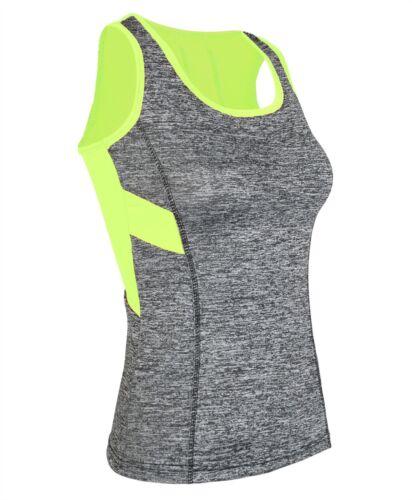 Women Active Mid-Calf Pants Ladies Tank Vest or Capri Leggings Yoga Top XS-L