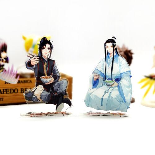 MO DAO ZU SHI Wei Wuxian Lan Wangji #B acrylic stand figure model toy anime