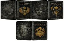 The Mummy Trilogy - Limited Edition Steelbook Collection (Blu-ray) PRE-ORDER!!