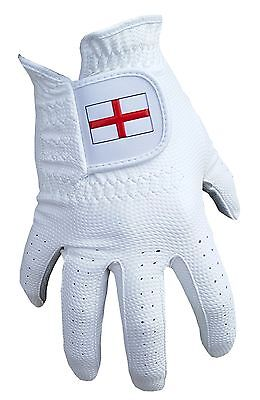 ACCLAIM Bowls Glove England St George All Weather Ladies Antislip Synthetic