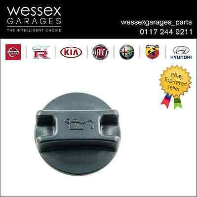 152551P110 Nissan Juke//Micra//Qashqai//X-Trail Véritable Huile Moteur Bouchon de remplissage