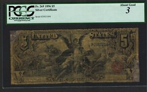 LOWBALL-Fr-269-5-1896-034-Educational-034-Note-Bill-PCGS-3-comments