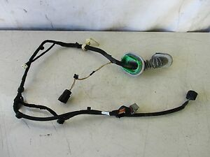 2008 jeep commander sport oem rh side rear door wire wiring harness rh ebay com 2006 jeep commander stereo wiring harness jeep commander starter wiring harness