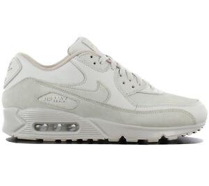 NIKE AIR MAX 90 Premium Sneaker Schuhe Herren Beige 700155