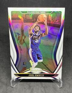 Joel Embiid 2020-21 Panini Certified #91 Philadelphia 76ers MVP?