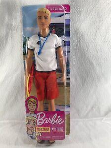 Barbie Lifeguard Artist Gymnast Nurse Outfits