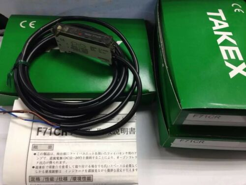 1PCS NEW IN BOX TAKEX sensor F71CR F71CR