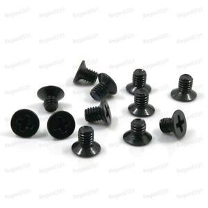 M2 M3 M4 Black Oxide Steel Phillips Cross Recessed PAN HEAD Self Tapping Screws