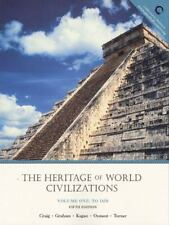 The Heritage of World Civilization, Volume I: To 1650 (5th Edition) Craig, Albe