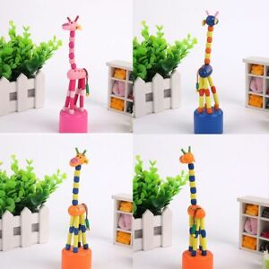 Toy-Puzzles-Swing-Standing-Cartoon-Garden-Giraffe-Giraffe-Toy-Rocking-Dancing