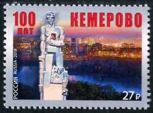 Russland 2018 1 W 100th Anniversary Komsomol Pf.**