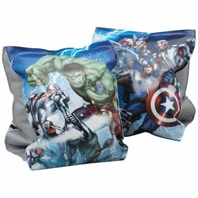 Avengers Swim Arm Band (25x15cm) Nuoto Bambini Ragazzi Ragazze Nuotatore Essentials-