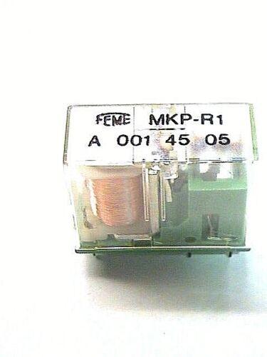 RELE/' RELAYS FEME  MKP-R1  A 001 45 05-5 PIN