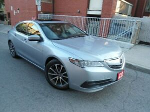 2015 Acura TLX TECH PACKAGE, NAVIGATION , BACK-UP CAMERA,ALLOYS!