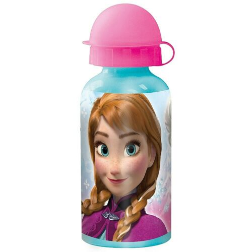 Alu-Trinkflasche 400 mlDisney EisköniginFrozenSport-Aluminium-Flasche