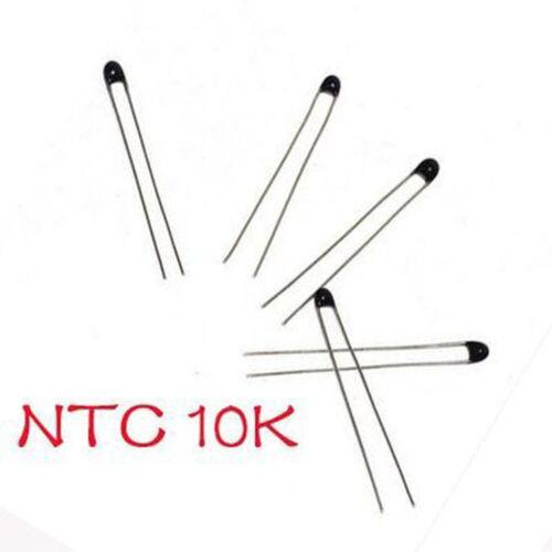 New 20pcs Thermistor Temperature Sensor NTC MF52-103 3435 10K ohm 5/%
