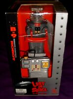 1998 Toy Island Classic Series Lost In Space Remote Control B-9 Robot, Boxed