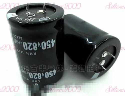 450V 100//150//220//390//470//560//680//820uF Welding Machine Electrolytic Capacitor