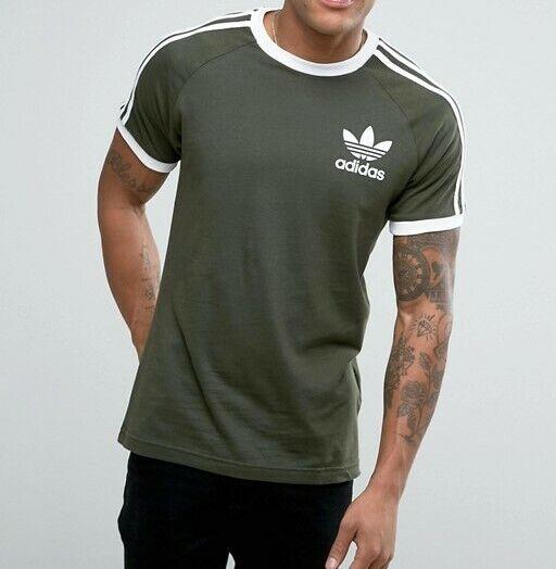 adidas Sport 100 Originals California Black T-shirt With Tags ...