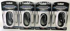 """(4) Adjustable 4"""" to 22"""" Boat Marine Bumper Fender Cushion Holder Hanging Straps"""