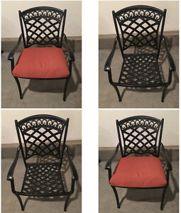 Patio-dining-chairs-set-of-4-outdoor-cast-aluminum-furniture-All-weather-seats