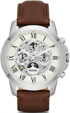 Men's Fossil Grant Automatic Multi-Function Watch ME3027