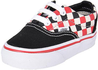 Vans ERA Checker SNEAKER Schuhe Skaterschuhe Kids Rockabilly | eBay