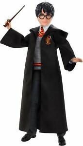 Muneca-De-Harry-Potter-Hogwarts-Multi-uniforme-con-un-GRYFFINDOR-BATA-Munecas-Barbie