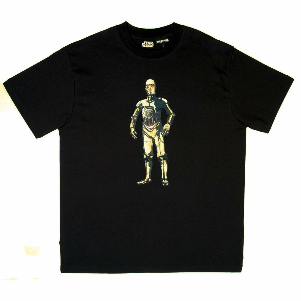 Yoropiko x Headstone Limited Edition Star Wars t-shirt HEAD3774