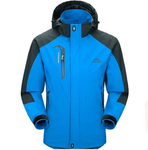 Men/'s Jackets Waterproof Spring Hooded Coats Men Outerwear Army Male Clothing
