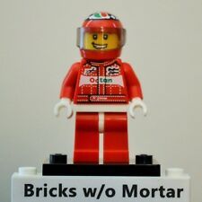 New Genuine LEGO Race Car Driver Minifig Series 3 8803