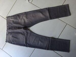 JEAN COMPLICE souple gris taille 42 Très bon état peu porté