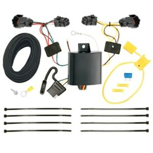 Trailer-Hitch-Wiring-Tow-Harness-For-2017-2018-2019-KIA-Sorento-With-I4-Engine