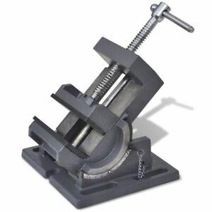 vidaXL-Bankschroef-Kantelbaar-Handmatig-110-mm-Klem-Bankklem-Schroefklem