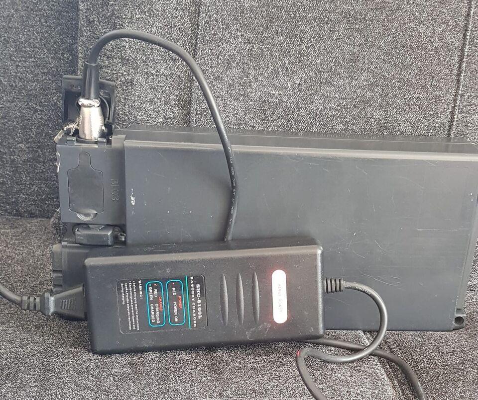 Andet, Batteri & oplader til el cykel med Tranz x system