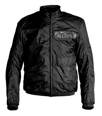 TRIUMPH  MOTORCYCLE RAIN JACKET WATERPROOF AND WINDPROOF SIZE MEDIUM ONLY £39