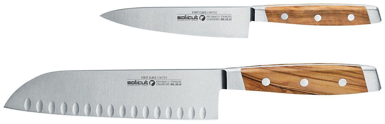 Felix solingen First Class wood solingen couteau de cuisine set set de couteaux 2 pièces NEUF