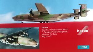 Herpa-Wings-1-500-531269-Soviet-Air-Force-Antonov-AN-22-Antei-Migalovo