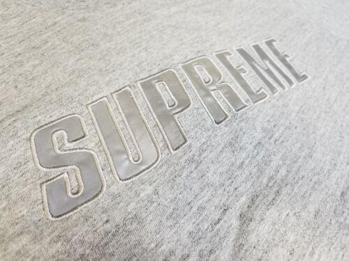Supreme F//W 2017 Reflective L//S Top Box Logo